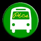 Pécsi busz menetrend