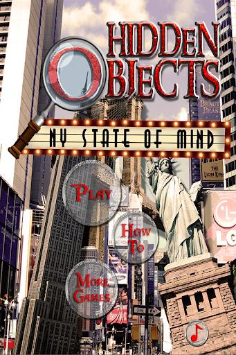 Hidden Objects - New York
