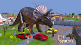 Triceratops 3D Dinosaur Sim Apk Download Free for PC, smart TV