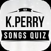 Katy Perry - Songs Quiz