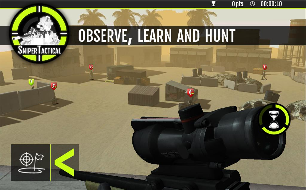 Sniper Tactical- screenshot