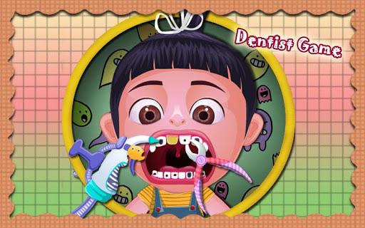 Dentist Games - Baby Girl