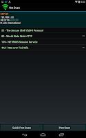Screenshot of Net Scan