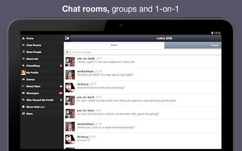 Moco+ Chat