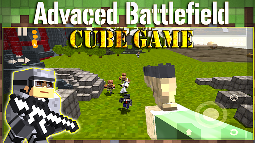 Advanced Battlefield Cube Game