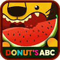 Donut's ABC:Fruits icon