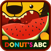 Donut's ABC:Fruits