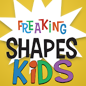 Freaking Shapes Kids Mode