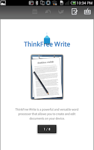 ThinkFree Mobile Pro- screenshot thumbnail
