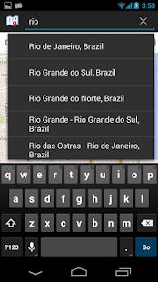 Restaurantes cerca de m aplicaciones de android en for Cajeros cerca de mi ubicacion