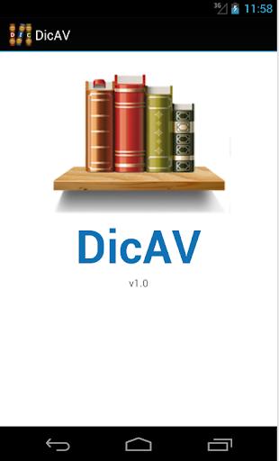 DicAV