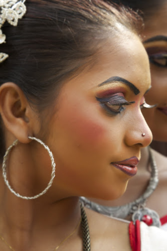 Sri Lankan dancer by Rashmi Rai - People Portraits of Women ( glamour, sri lanka, dance, portrait )