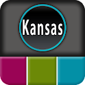 Kansas Offline Map Guide icon
