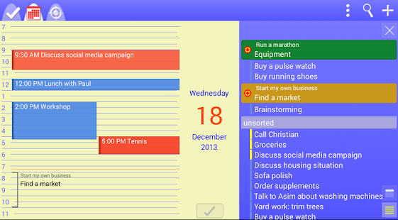 To-Do Calendar Planner - screenshot thumbnail