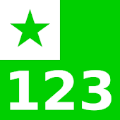Esperanto Numbers Trainer