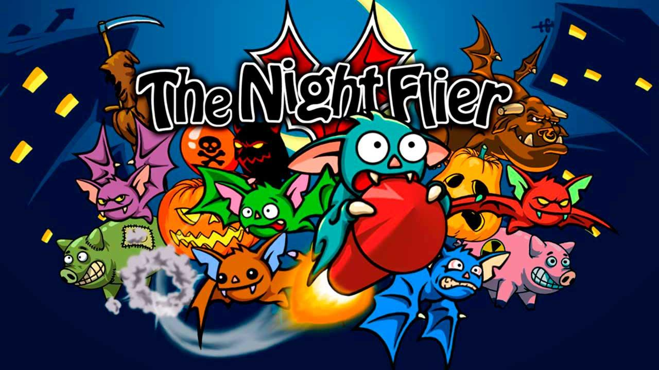 The Night Flier - screenshot