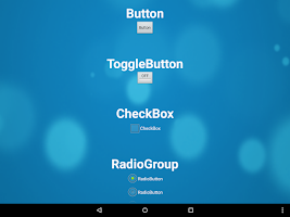 Screenshot of Mobile Application Development