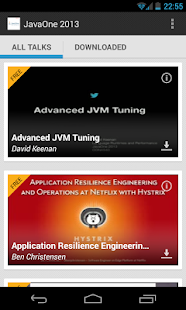 JavaOne 2013 - screenshot thumbnail
