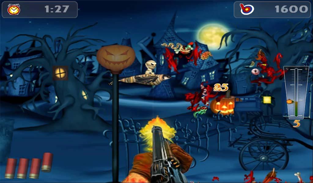 Halloween Birds (Deutsch) - screenshot
