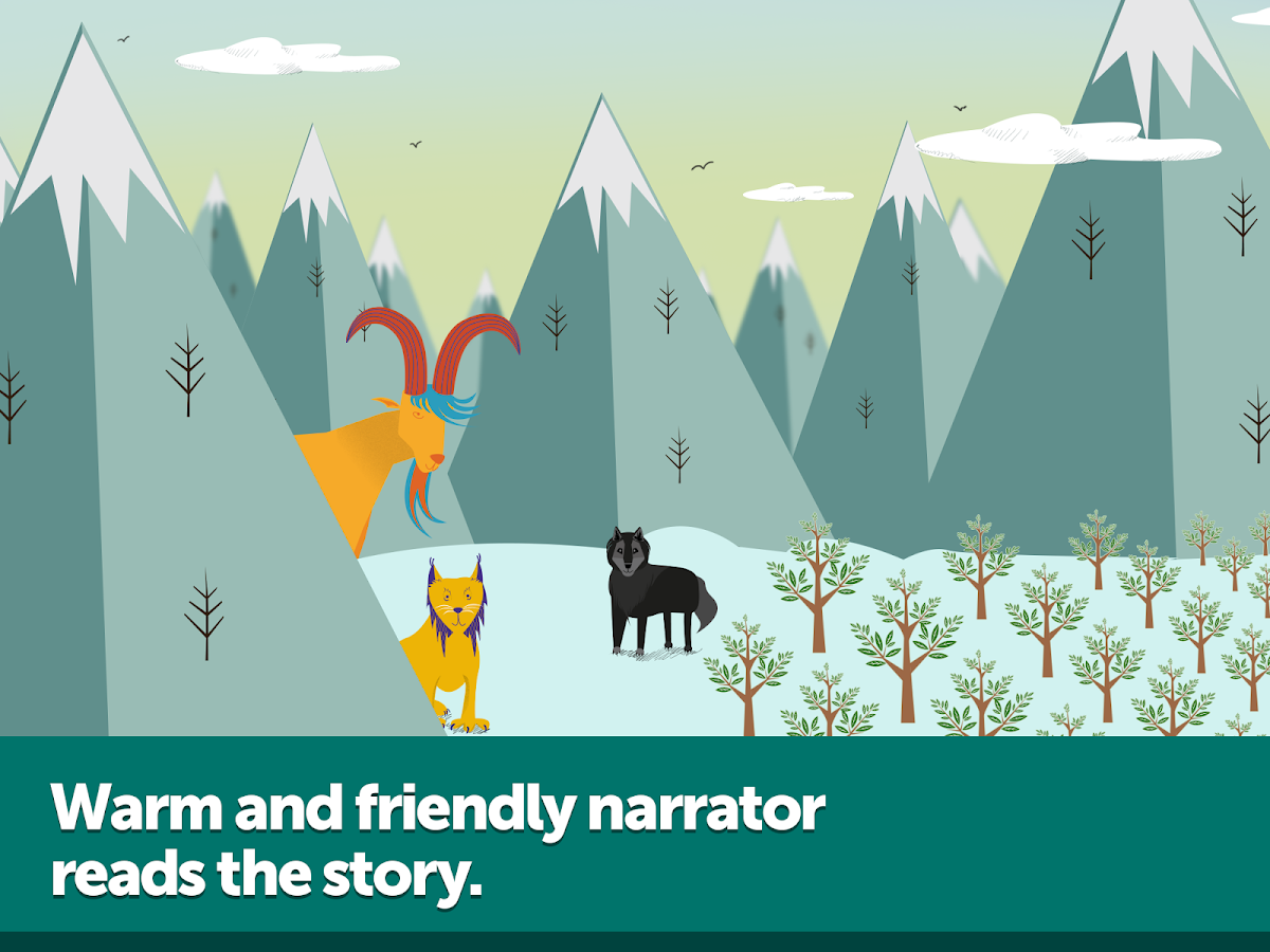 Goat Story: Phonics for Kids- screenshot
