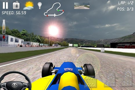 Race Rally 3D Game- screenshot thumbnail