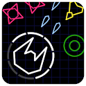 Geometry Blaster - 2D Shooter icon