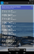 Tide Table app (apk) free download for Android/PC/Windows screenshot