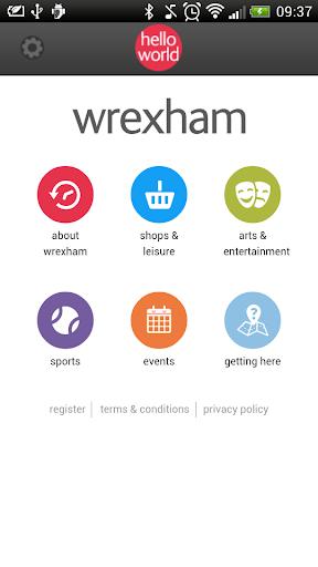 Wrexham Says Hello