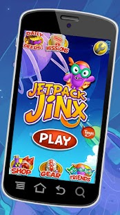 Jetpack Jinx for Tango- screenshot thumbnail