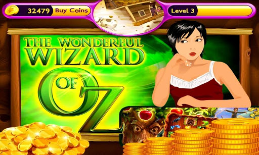Slot Wizard Of OZ