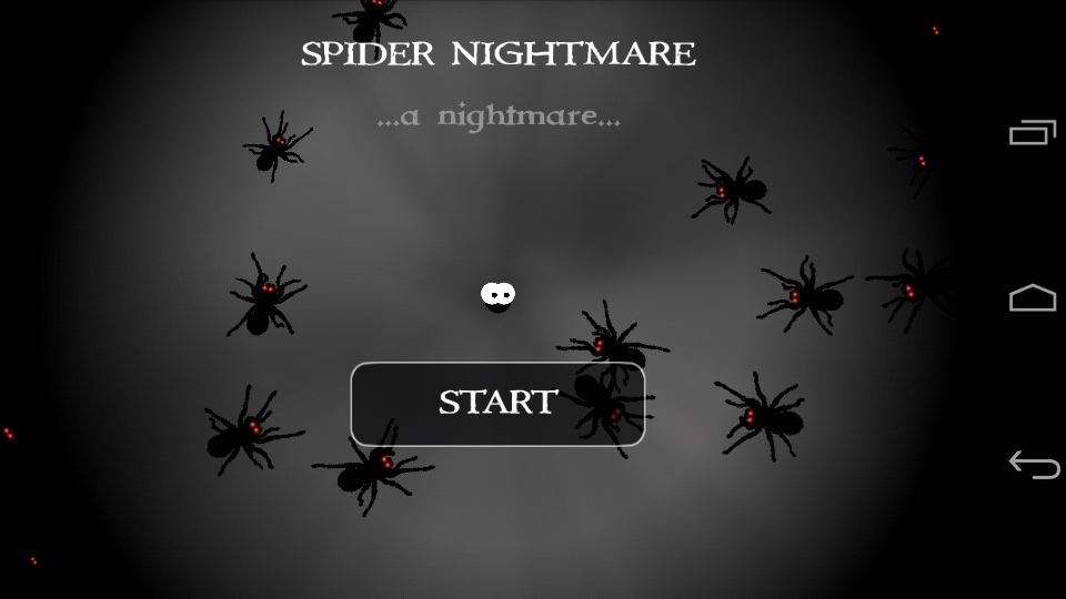 Spider Nightmare- screenshot
