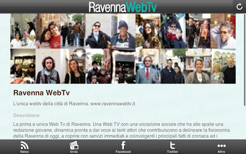 RavennaWebTv- screenshot thumbnail