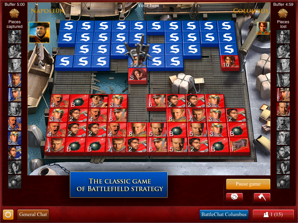 stratego play online