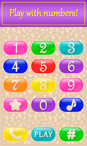 Baby Phone with Music, Animals for Toddlers, Kids 1.2.23 screenshots 5