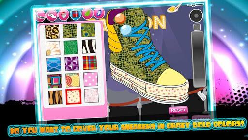 设计我的个性跑鞋