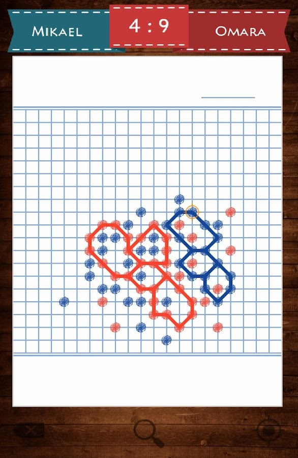 Kepong - Doodle Dots Empire - screenshot