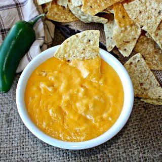 Nacho Cheese Sauce.