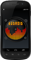 Screenshot of Audroid Pro the AudioManager