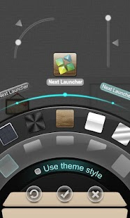 Dreamhouse Next Launcher Theme- screenshot thumbnail