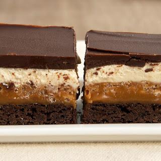Caramel Crunch Brownies
