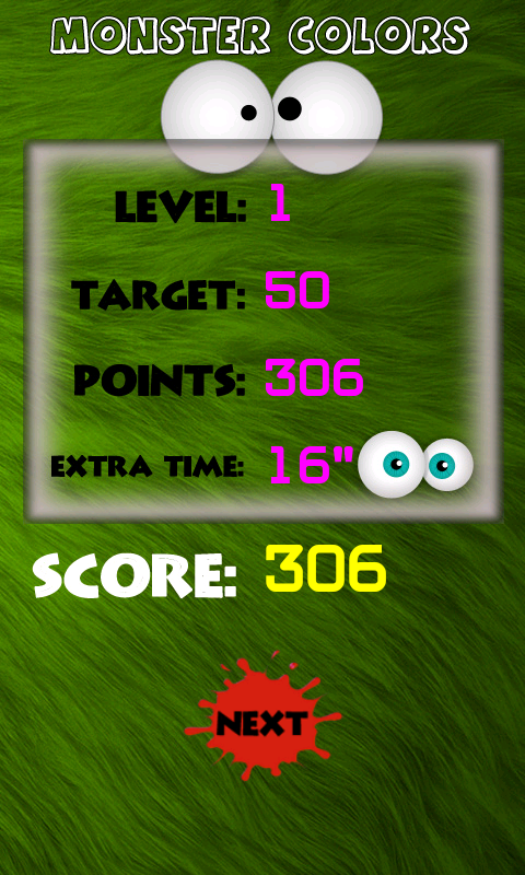 Monster Colors Play Game Free - screenshot