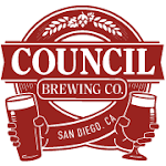 Logo for Council Brewing Co.