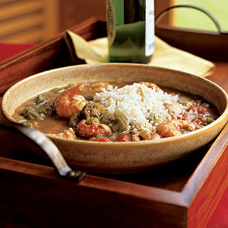 Gulf of Mexico Gumbo.