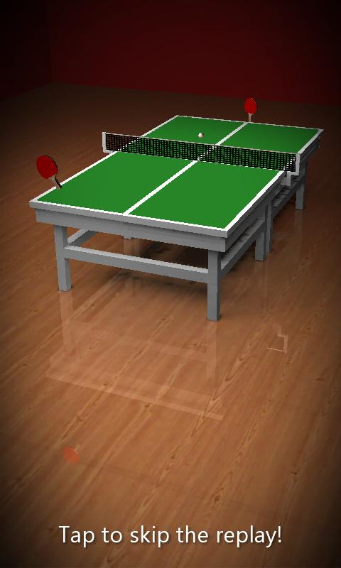 Table Tennis Fever - screenshot