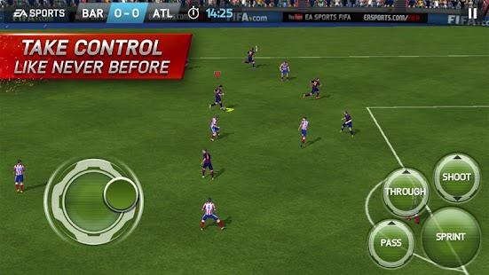 FIFA 15 Soccer Ultimate Team Screenshot 18