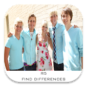 R5 Find DIfferences Games
