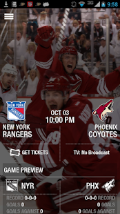 Phoenix Coyotes - screenshot thumbnail
