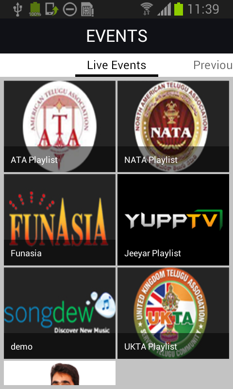 Yupptv Indian Live Tv Movies Android Apps On Google Play