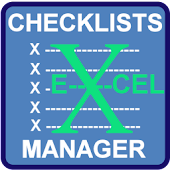CHECKLISTS FROM EXCEL