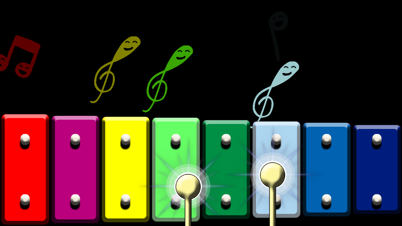Baby Xylophone- screenshot